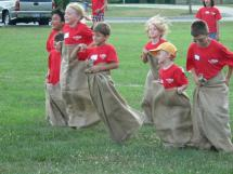 Burlap Sack Race Bags, Photo 1